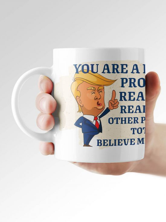 Trump šalica