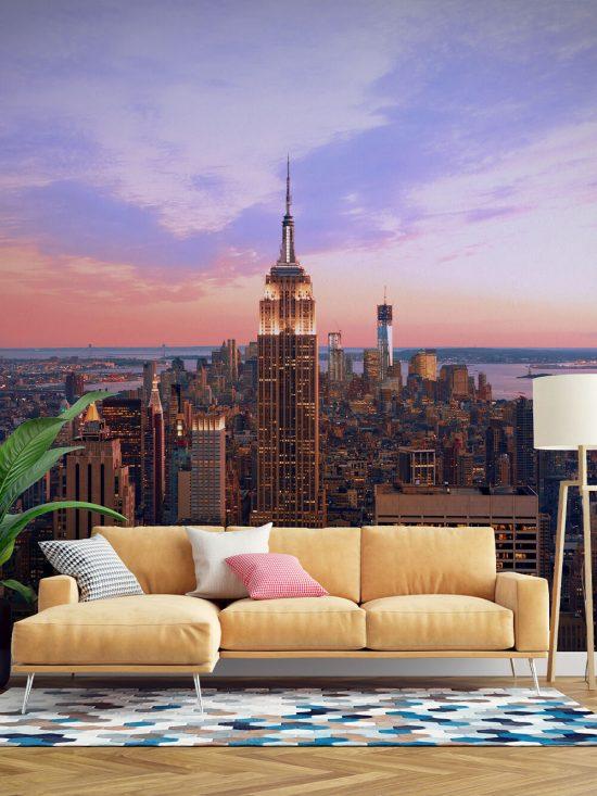 Zidna tapeta – New York