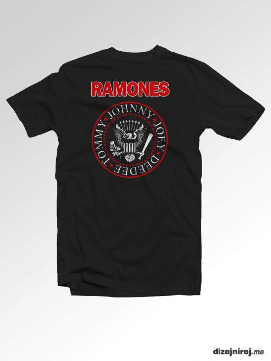 Majica – Ramones
