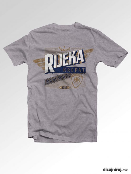 Majica – Rijeka – Krepat, ma ne molat
