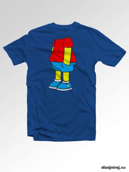 Majica – Bart Simpson