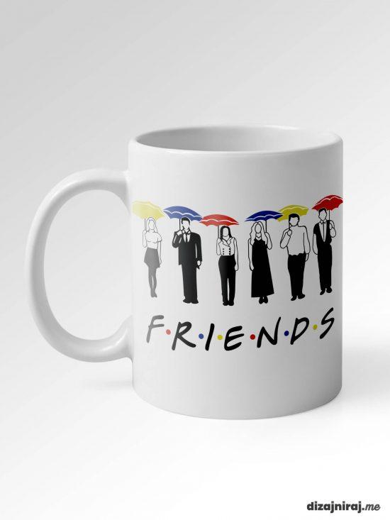 Šalica – Prijatelji