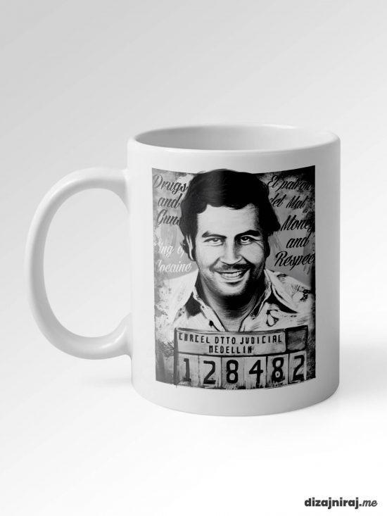 Šalica – Pablo Escobar