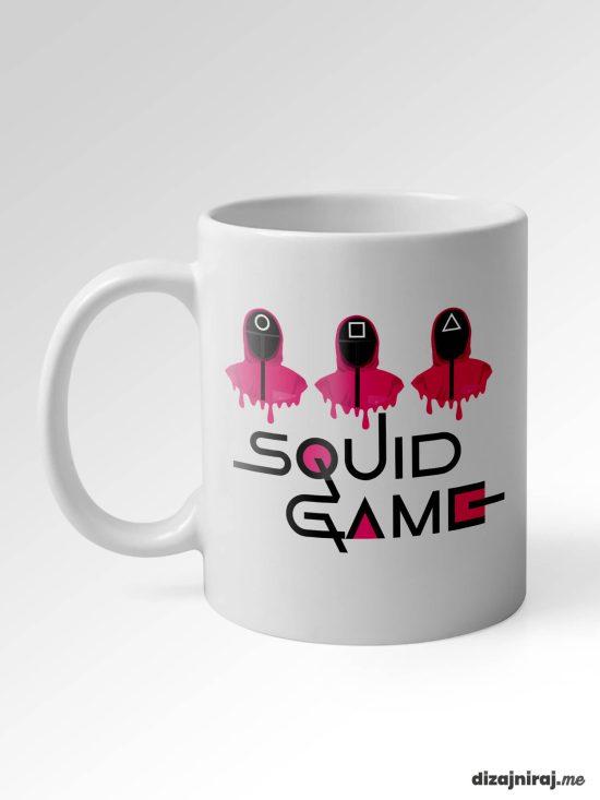Squid game šalica